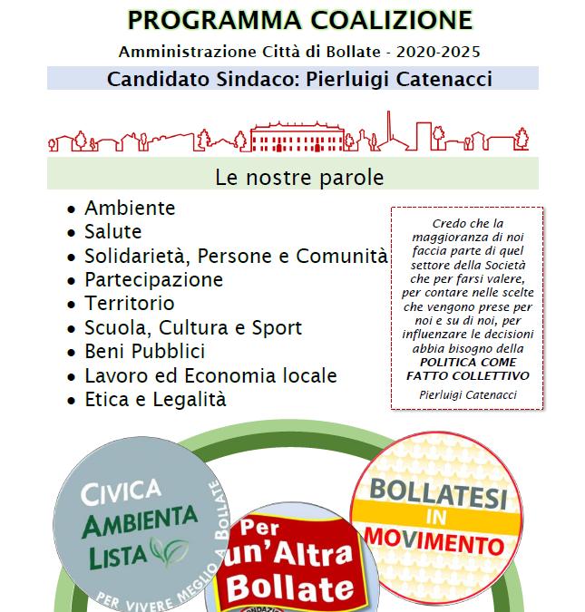 Programma di Coalizione